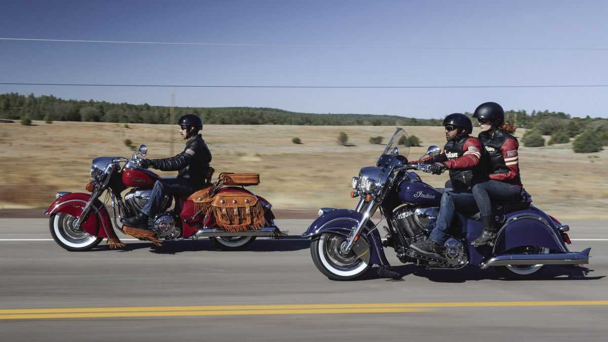 10 Tips To Riding Your Motorcycle In Windy And Gusty Conditions