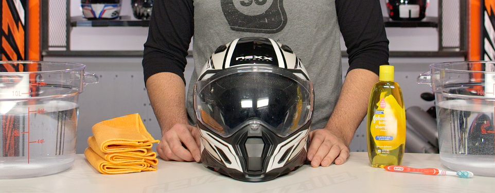 10 Motorcycle Helmet Care Tips You'll Love