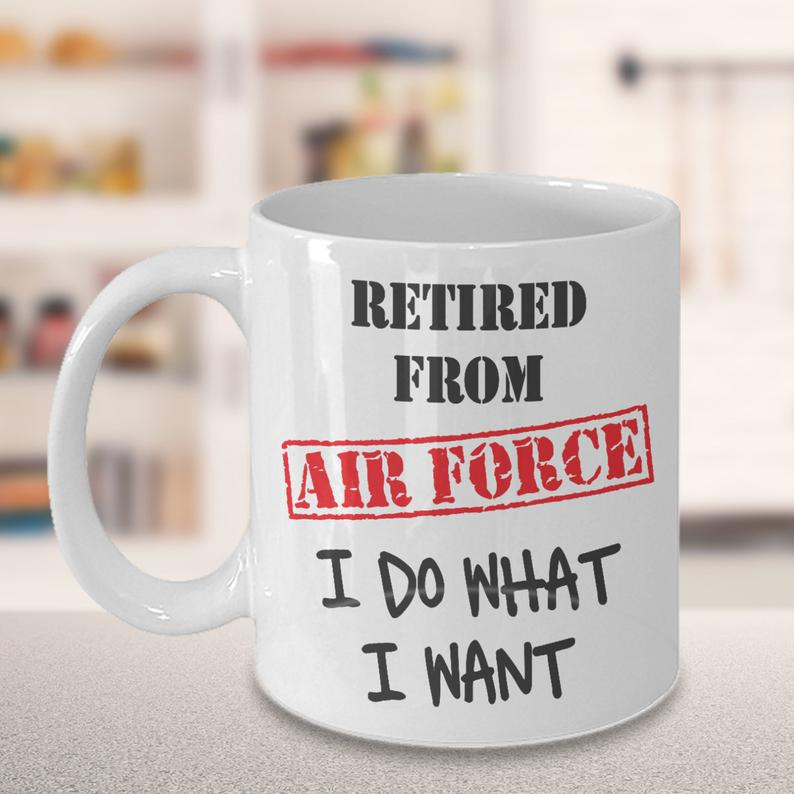 BeKingArt Veteran Retired From Air Force I Do What I Want