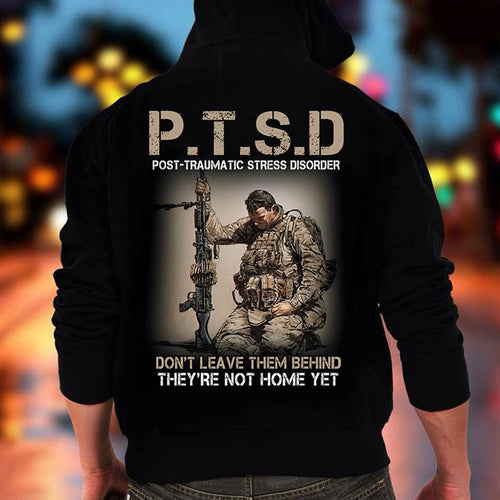 BeKingArt Veteran PTSD Not Leave Them Behind Not Home Yet
