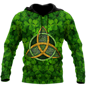 BeKingArt 3D Irish St Patrick's Day Anglican Communion