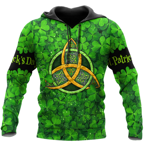 BeKingArt 3D Irish Happy St Patrick's Day Ireland