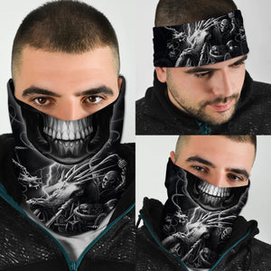 BeKingArt Motorcycle Biker All Biker Must Have Cool Bandana