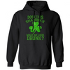 BeKingArt 3D Irish Dose This Shamrock Make Me Look Drunk Irish St Patrick's Day