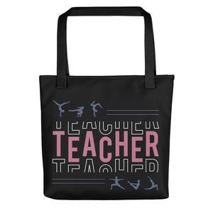 Teacher Tote Bag