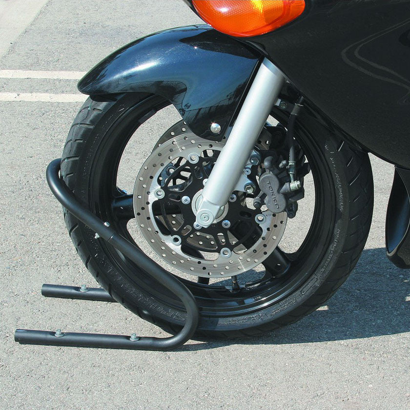 Basic Motorcycle Wheel Chock