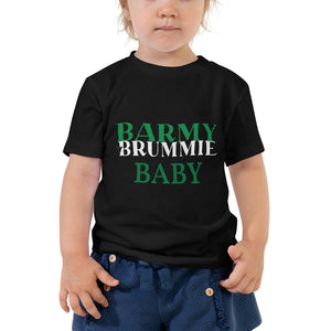 The best dressed Barmy Brummie toddler in our Short Sleeve Tee