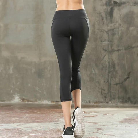 Mesh Sport Fitness Sportswear Tights Gym Leggings