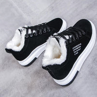 Cotton Female Thick-Soled Warm Snow Boot