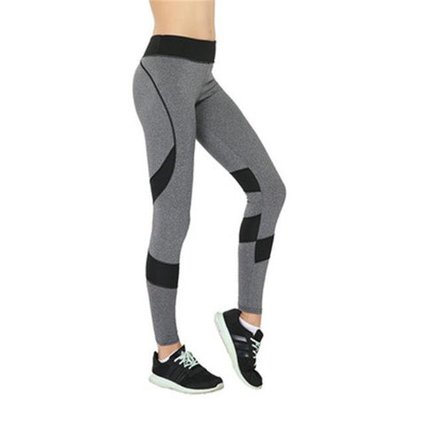 Fitness Slim Stretch Running Tights Legging
