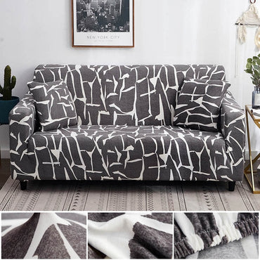 Floral Printing Slipcover Sofa Covers
