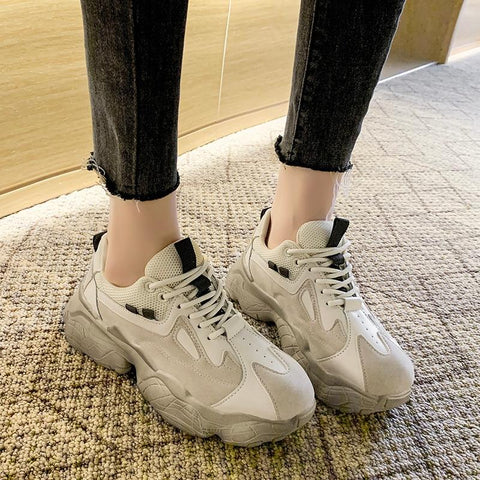 Casual Shoes For Women  Brand Light Fashion Sneaker