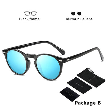 Unisex Ultralight TR90 Polarized Sunglasses