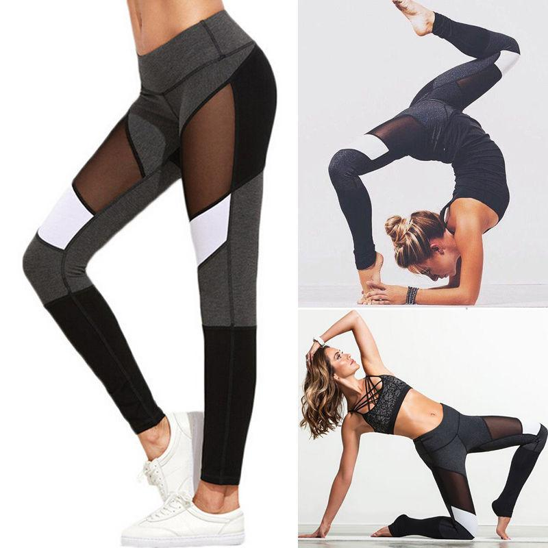 Casual High Waist Capris Fitness Pant