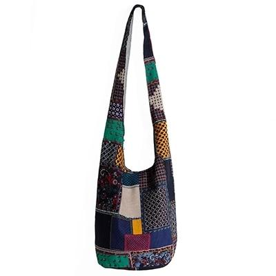 National Hippy Hippie Bohemian Bag Shoulder Cross Body Bag