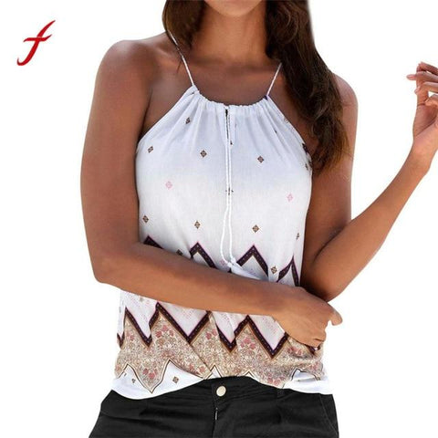 Retro Comfortable Print Casual T-Shirt top