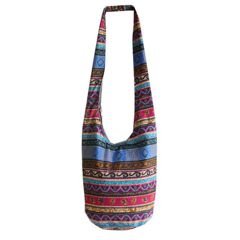 Classic Hippie Hobo Messenger Bags