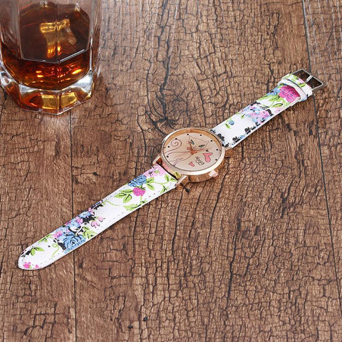 Luxury Elegant Bohemian style  Watch