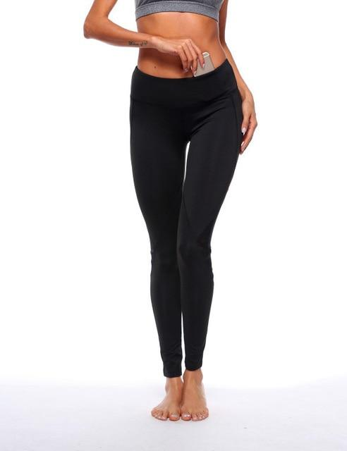 Tights Sport Fitness Sportswear Gym Mesh Legging