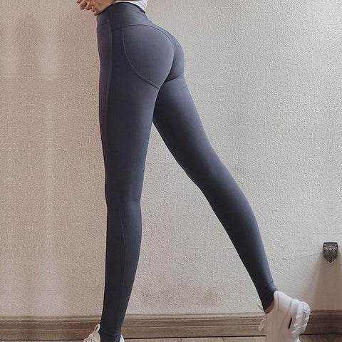 Sexy Fitness Slimming Workout Lift Butt Stretchy Yoga Pants