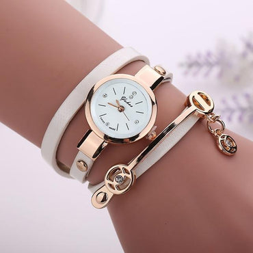 Metal Strap Wristwatch Bracelet Quartz watch