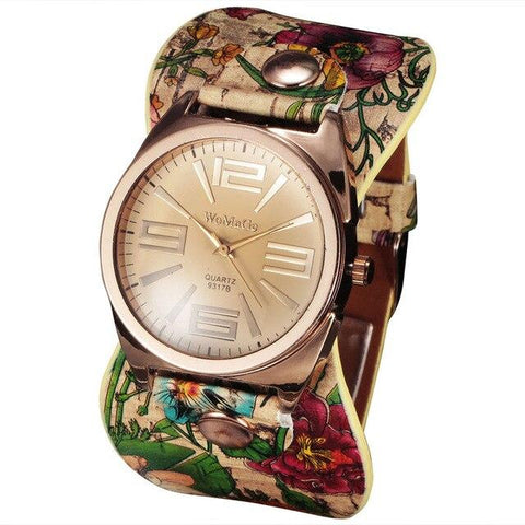 Fashion  Wristwatch Bohemian Style