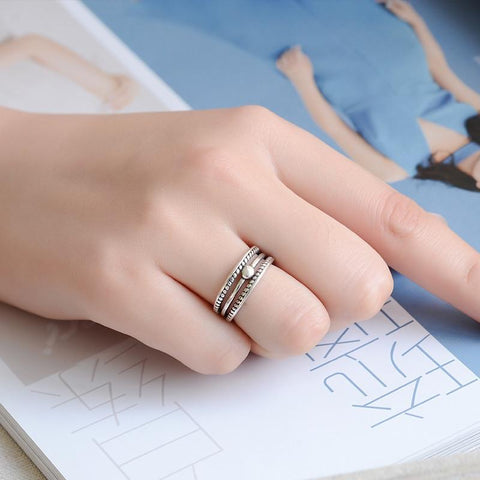 Retro Vintage Open Finger Ring
