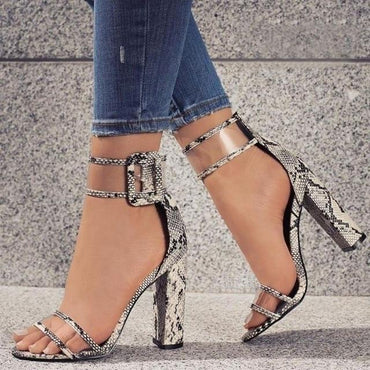Spring Women Sexy Party Shoes Women High Heels Sandals