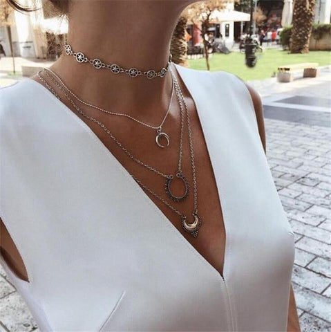 19 Style Boho Necklaces