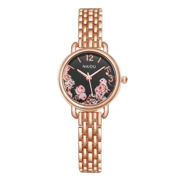 Japanese flower Ladies  Luxury Wrist Watch