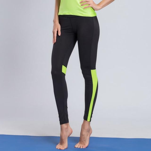 Quick Dry Running Tights Workout Breathable Yoga