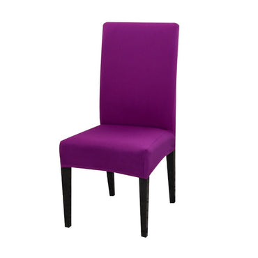 Stretch Spandex Removable Dining Room Chair Cover