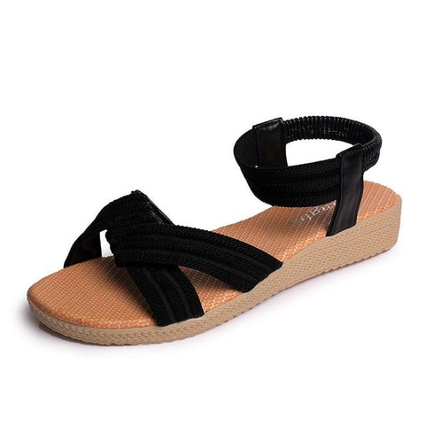 Hot Sale Bohemia Sandals Comfort Ladies Sandals