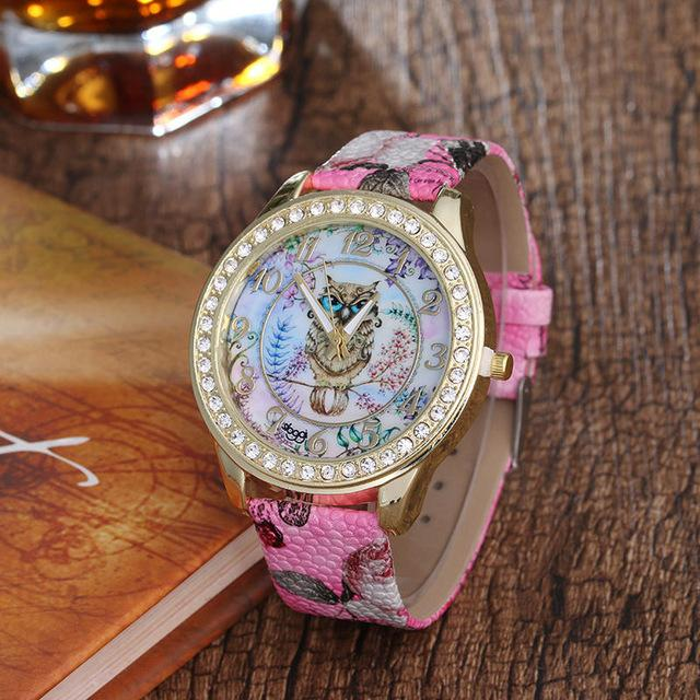 Bohemian Style Digital Watch Rhinestone