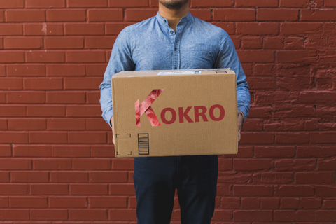 kokros shipping package