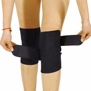 Self Heating Magnetic Knee Support Pad