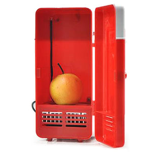 2 In 1 USB Mini Fridge