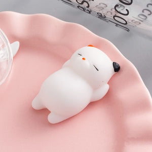 Squishy Soft Cute Cat Wipes