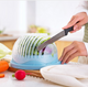 Salad Cutter Bowl for Kitchen