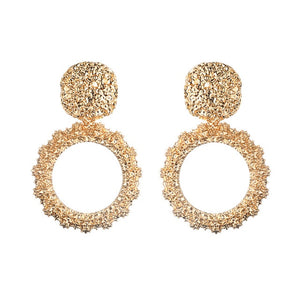 Big Vintage Earrings for women