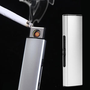 Rechargeable USB Lighter for Men