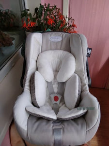 Neck Protection Baby Car Seat