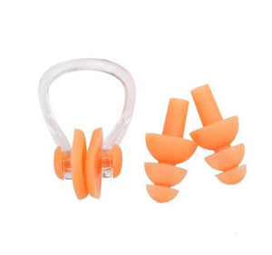 Soft Swim Waterproof Silicone Earplug