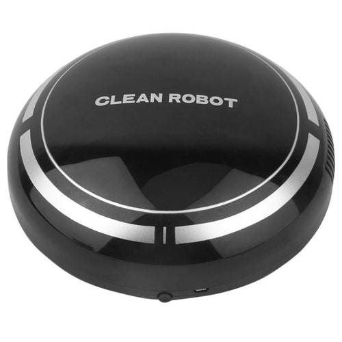 2 In 1 Rechargeable Auto-Induction Floor Sweeping Robot Vacuum Cleaner