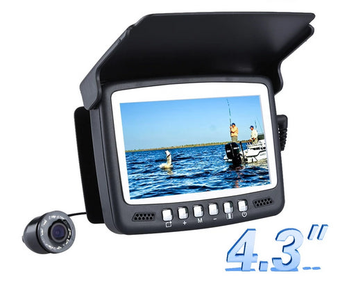 Original 15M 1000TVL Fishing Camera 4.3