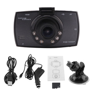 Car DVR Camera Full HD 1080P 140 Degree Dash Camera with Night Vision