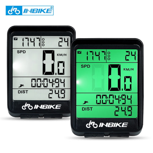Bike Cycling Odometer Stopwatch Speedometer
