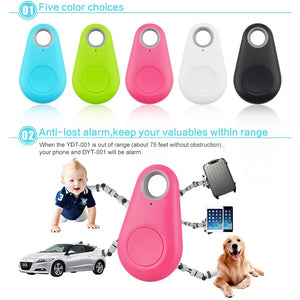 Smart GPS Tracker For Pets Waterproof Bluetooth