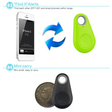 Load image into Gallery viewer, Smart GPS Tracker For Pets Waterproof Bluetooth