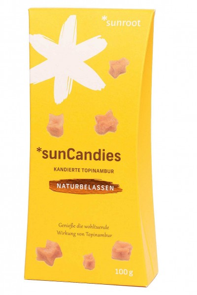 *sunCandies Natur 100g